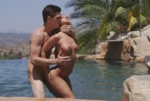 Nubile Films – Poolside Plowing