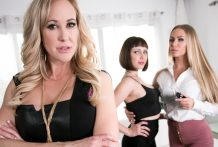 Showcases: Brandi Love – 2 Scenes in 1