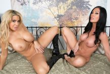 Alyssa Lynn and Starri Knight LIVE