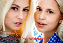 Do U Want to Play With Me Scene 4 Joyous Jessie Volt Lola A