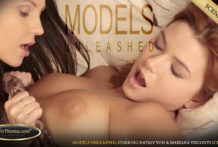 Models Whipped out Episode 1 Mariana Visconti Nataly