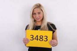 CZECH CASTING – HOT BLOND ANGEL VERONIKA (3483)
