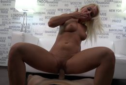Busty Blonde Excellent slut you should fuck all weekend lengthy