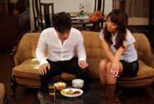 Erika Hiramatsu receives penetrated by her neighbour