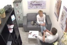 Mature Czech Lady Squirting With Estrogenolit
