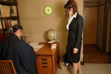 Office girl got screwed in a intimate home