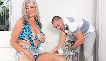 Highly youthful shaft for Silva Foxx