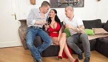 Large Tit Intercourse Superstar Will get Two Studs
