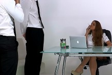 Cathy Heaven is coarse Banged and Fisted
