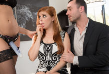 Penny Pax rigid encounter with sugar dad James and his wifey