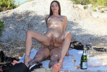 Penetrate in the open air for my excellent youthful gf