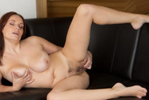 Large titted housewife