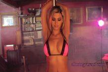 Barbie's striptease
