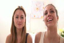 Ginger Lee & Isabella Sky – Hello-Def