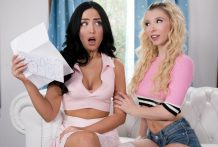 Youngster Kenzie Reeves has a overwhelm on her lovable pal Jade Baker
