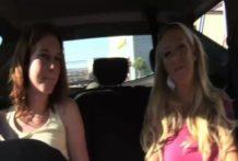 Lucy Sky & Lexi Lamour