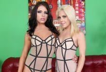 Adriana Chechik with Holly Hanna LIVE