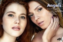Angels Vol two Scene three Wild – Adel C Kalisy
