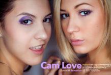 Webcam Enjoy Scene 4 Sheer pleasure Carolina Abril Tracy