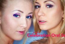 Celebration Oral Hookup Scene 4 Adoration Cayla Lyons Tracy