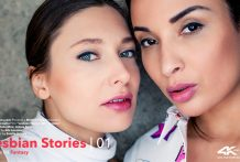 Lezzie Stories – Wish – Anissa Kate Talia Mint