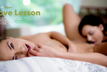 Enjoy Lesson Scene 1 – Brazen Anina Silk Ivana Sugar