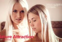 Aged Attractiveness Scene three Complex Lena Enjoy Violette Pinkish