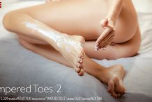 Coddled Toes two – Kalisy