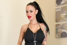Pornstar Angelina Valentine Solo