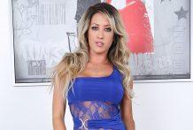 Pornstar Capri Cavanni Solo LIVE