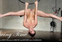 Swing Time Dakota Burd