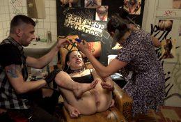 PERVERSE FAMILY – Tattoo Punishment