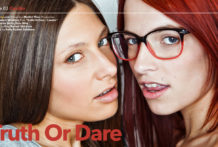 Truth or Dare Scene three Candor Leila Smith Talia Mint