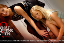 What Happens When Scene two – Eva Berger Kiara Lord