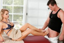 Babe, It Began As A Footjob: Part One
