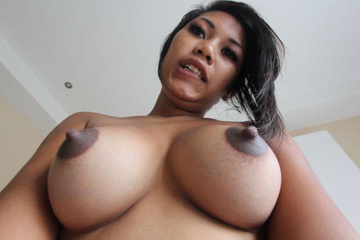 Attractive Thai novice with nice titties will get fucked ...