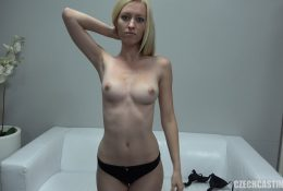 Blonde Chaste Hottie Thinking about Cameramans Cock