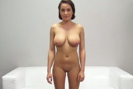 Attractive Pupil with Giant Herbal Titties and Tight Pussy