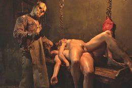 HORRORPORN – The Butcher