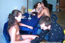 Teens love hookup