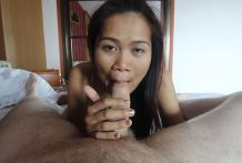 ON From Asian Intercourse Diary – Sucky Sucky – 4min Clip
