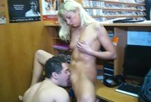 Hookup in a shop