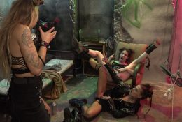 Defiled punk twins – Trailer