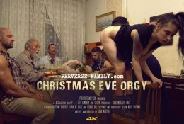 Perverse Circle of relatives – Christmas Eve orgy TEASER