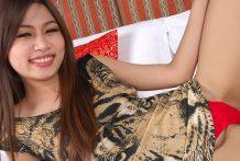 Smokin' hawt Thai damsel receives her cootchie plowed savagely