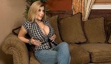 This Is Your Shaft Betwixt Sara Jay's Large Breasts