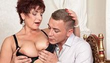 <b>Jessica Hawt receives some superb titty lovin'</b>