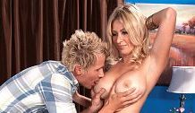How Big-chested Blondes Receive Greater amount Jizz