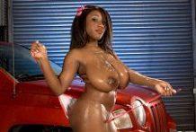 Swimsuit Car Wash