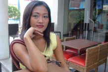 Darkish-skinned Filipina tramp picked up in mall for just right intercourse with overseas vacationer